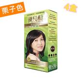 【ALLONE24】(4盒特價組) 優兒髮 泡泡染髮劑-栗子色 (加碼送3小盒 )