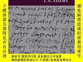 二手書博民逛書店Social罕見Variation And The Latin LanguageY256260 Adams,