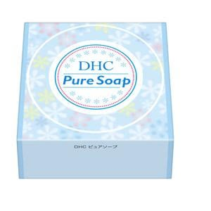 素晴館 DHC 純欖蘆薈皂(80g/個)