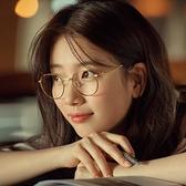 CARIN 光學眼鏡 JANE C3 (琥珀棕-霧金) 韓星秀智代言 質感簡約鏡框 # 金橘眼鏡