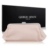 GIORGIO ARMANI GA晚宴包-灰(20x8x12cm)【美麗購】