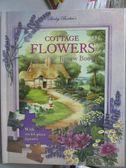 【書寶二手書T3/少年童書_YBS】Cottage Flowers Jigsaw Book-With six 63-pi