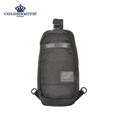【COLORSMITH】BJ2.單肩後背包.BJ2-1356-BK