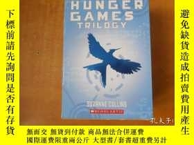 二手書博民逛書店The罕見Hunger Games Trilogy Boxset