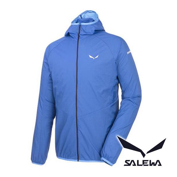 SALEWA 沙樂華 PEDROC 男 超輕量夾克『皇藍』26284 休閒外套 路跑慢跑外套 運動外套
