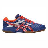 Asics Attack Hyperbeat SP 2 [TPA332-4906] 男鞋 運動 桌球 緩衝 亞瑟士 藍紅