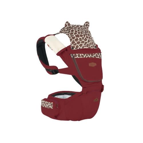 *Animal Carnival動物嘉年華座椅式抱嬰揹帶-芮德麋鹿