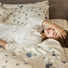 床包 / 雙人【玫果雪酪-兩色可選】含兩件枕套,100%精梳棉,戀家小舖台灣製