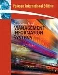 二手書博民逛書店《Essentials of Management Inform