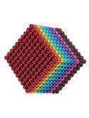 巴克球216顆魔力珠磁力棒磁鐵組合益智解壓塊女男孩積木拼裝玩具 提前降價 跨年狂歡
