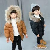 男童外套冬裝新款寶寶加厚棉衣1-2-3-4-5-6-7歲兒童棉服小童棉襖·蒂小屋