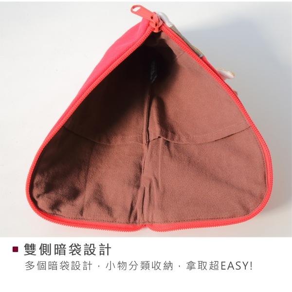Kiro貓‧小黑貓 牛轉乾坤 3C收納/手拿包/手機包【820158】