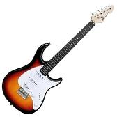 PEAVEY Raptor SSS入門嚴選ST-1電吉他-漸層色/單單單拾音器/加贈5好禮