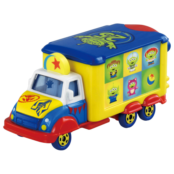 【TOMICA】玩具總動員25週年宣傳車