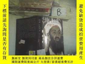 二手書博民逛書店Bin罕見Laden:BEHIND THE MASK OF THE TERRORIST 箱子負載:在恐怖分子的面具