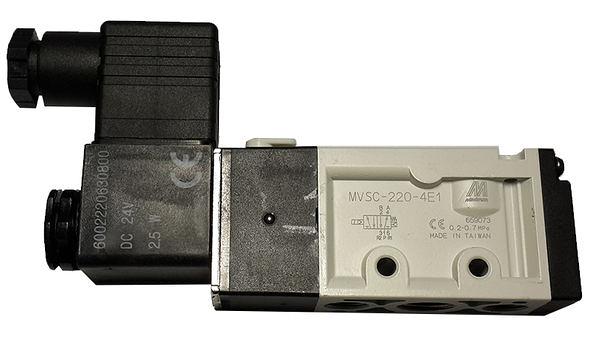 電磁閥MVSC-200-4E1 MINDMAN 控制空氣閥