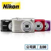 送32G記憶卡 3C LiFe NIKON 尼康 COOLPIX A100 數位相機 相機 台灣代理商公司貨