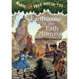 【MTH】#24 EARTHQUAKE IN THE EARLY MORNING