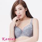【Kanier卡妮兒】浪漫風情機台灣製能型內衣(藍/紫_EFG)_2322
