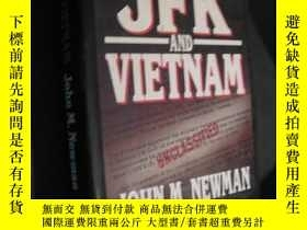 二手書博民逛書店JFK罕見and Vietnam: Deception, Int