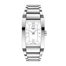 TISSOT 天梭 GENEROSI-T 復刻長方形柔美雅典女錶 T1053091101800 白面