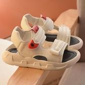 男童涼鞋 寶寶涼鞋男童1-3歲半夏季女童沙灘鞋2嬰幼兒小童潮鞋軟底 城市科技