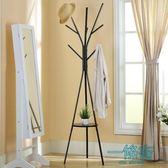 衣架簡約現代樹枝家用創意衣帽架子