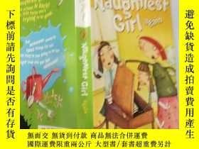 二手書博民逛書店the罕見naughtiest girl again : 又是最調皮的女 .孩Y200392