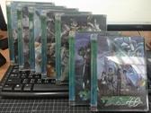 挖寶二手片-THD-177-正版DVD-動畫【機動戰士鋼彈00 1-7完 7碟】-(直購價)