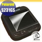 【Ezstick】Polaroid 寶麗萊 S231GS 行車紀錄器 靜電式LCD液晶螢幕貼 (AG霧面)