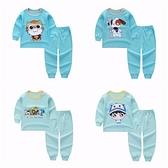 長袖套裝 棉質嬰兒內衣套裝 家居休閒套裝 童裝 HY10802 好娃娃