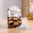 食品封口夾茶葉防潮塑料保鮮夾零食密封封口夾封口器奶粉夾子固定