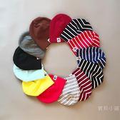 新生嬰兒棉質帽子秋冬冬0-3個月寶寶6兒童套頭胎帽1歲2男童薄款潮【全館免運八五折】