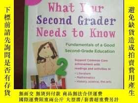 二手書博民逛書店What罕見Your Second Grader Needs t