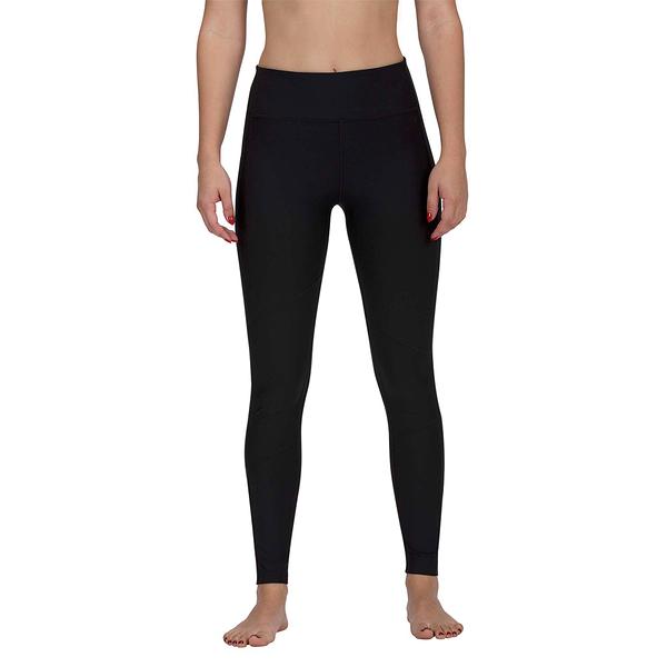Hurley  W QD STREET READY SURF LEGGING BLACK  長褲-LEGGING(女)