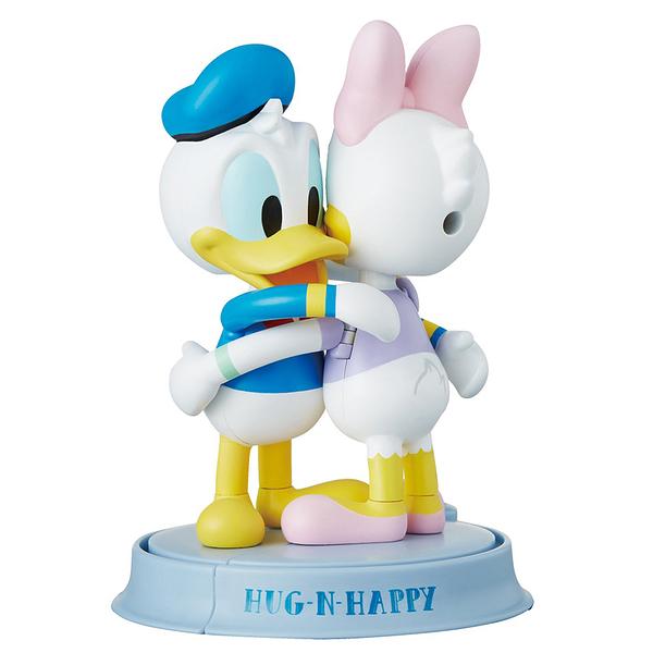 HUG-N 歡樂唐老鴨&黛西_BD08693