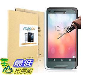 [105美國直購] 螢幕保護膜 Nexus 5X Screen Protector Tempered Glass Screen Protector 99% Clarity 0.2mm B016CUS84Q