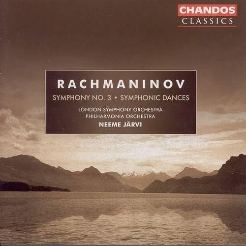 【停看聽音響唱片】【CD】Symphonic Dances / Symphon 3