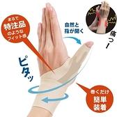 【南紡購物中心】【Alphax】日本製 NEW醫護 拇指/護 腕固定帶 一入