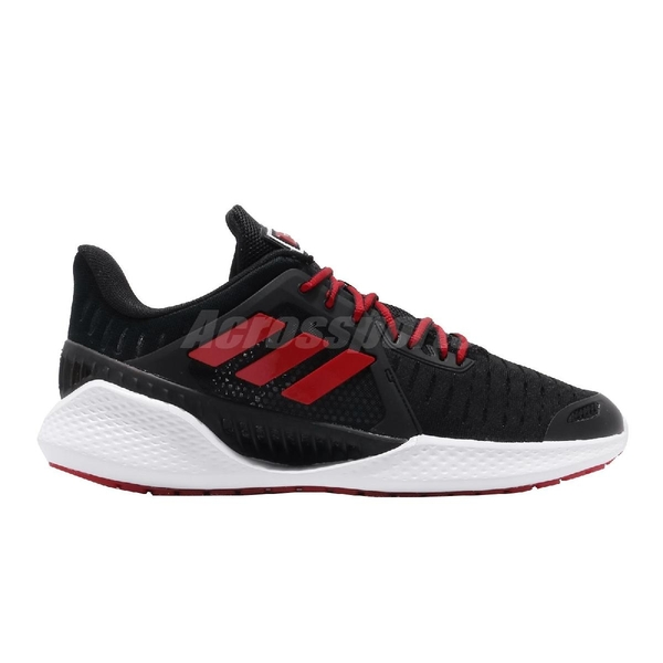 【六折特賣】adidas 慢跑鞋 ClimaCool Vent Summer.Rdy 黑 紅 男鞋 涼感 透氣 運動鞋 【ACS】 EG1117