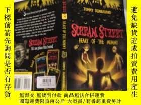 二手書博民逛書店Scream罕見Street 尖叫 街Y200392