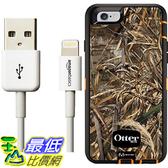[106美國直購] Otterbox Defender Series Case for iPhone 6 6s and AmazonBasics Lightning Cable (6-Feet) Pack