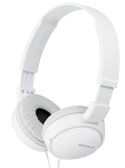 平廣 送袋繞 SONY MDR-ZX110 白色 耳機 台灣公司貨保固一年 ( MDR-ZX100 新款 6期0利率 )