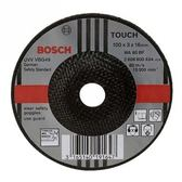 BOSCH 4吋 可彎曲砂輪片 100X16X3mm