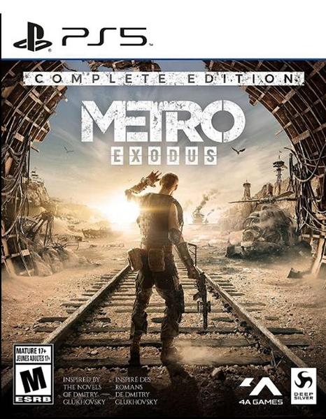 PS5 戰慄深隧 流亡 完全版 中英文版 【預購6月下旬】