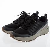 SKECHERS GOTRAIL JACKRABBIT 男款黑色運動越野鞋-220017BKGY