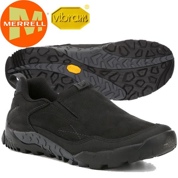 Merrell 91807 男 多功能真皮健行鞋Annex Trak Moc /牛巴戈皮革/郊山鞋/健走慢跑鞋