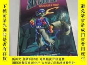 二手書博民逛書店SLY罕見COOPER:狡猾的庫珀(外文)Y212829