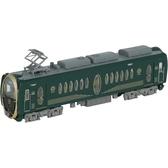 TOMYTEC 鐵道收藏 叡山電車700系観光列車HIEI_TQ30151