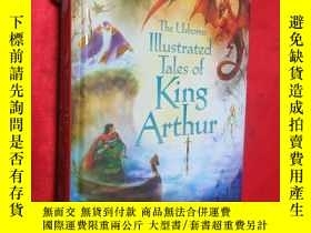 二手書博民逛書店Illustrated罕見Tales of King Arthu
